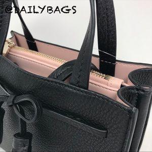 kate spade Bags - KATE SPADE HAYES MINI TASSEL BLACK CROSSBODY BAG